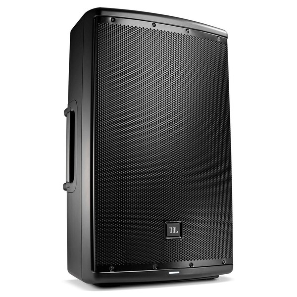 JBL EON615 15'' Active PA Speaker with Bluetooth, Front Angled