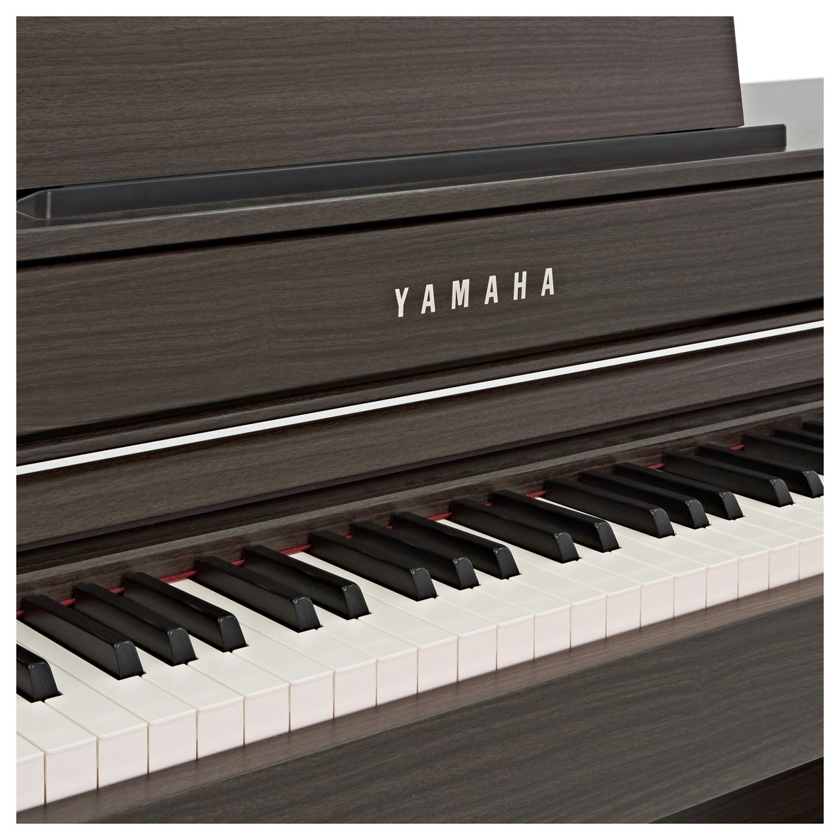 yamaha clp 635 digital piano dark walnut at gear4music. Black Bedroom Furniture Sets. Home Design Ideas