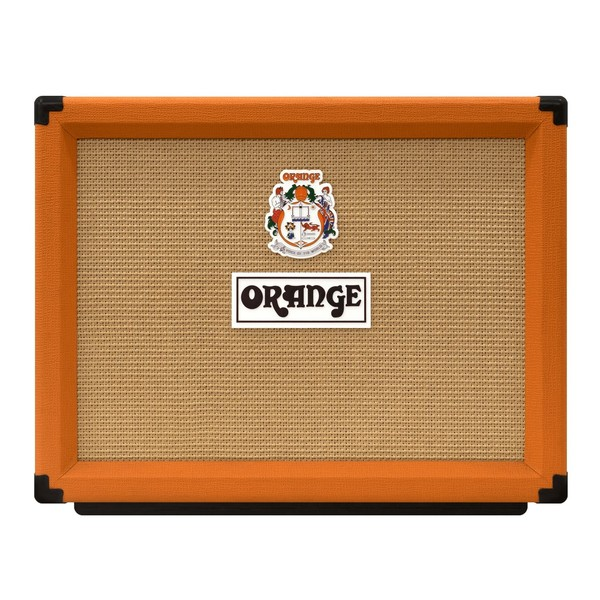 Orange Tremlord 30 Combo - Front
