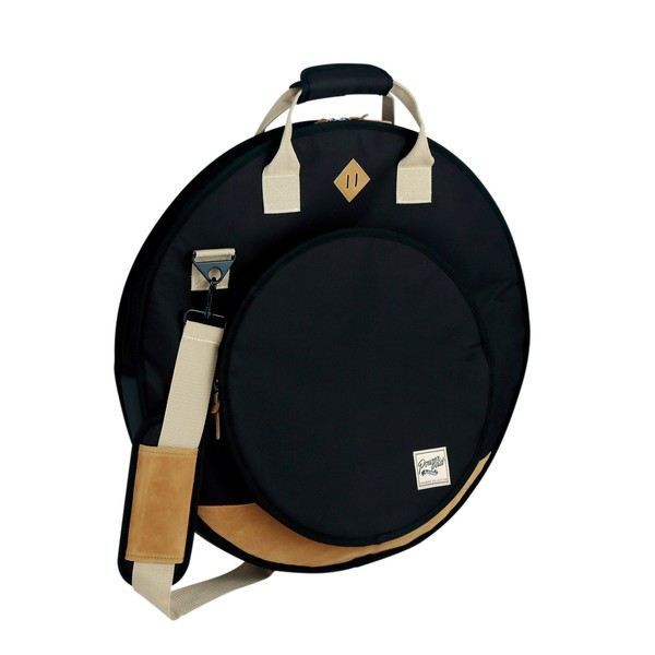 "Tama PowerPad Vintage Cymbal Bag 22"" (Black) - Main Image"
