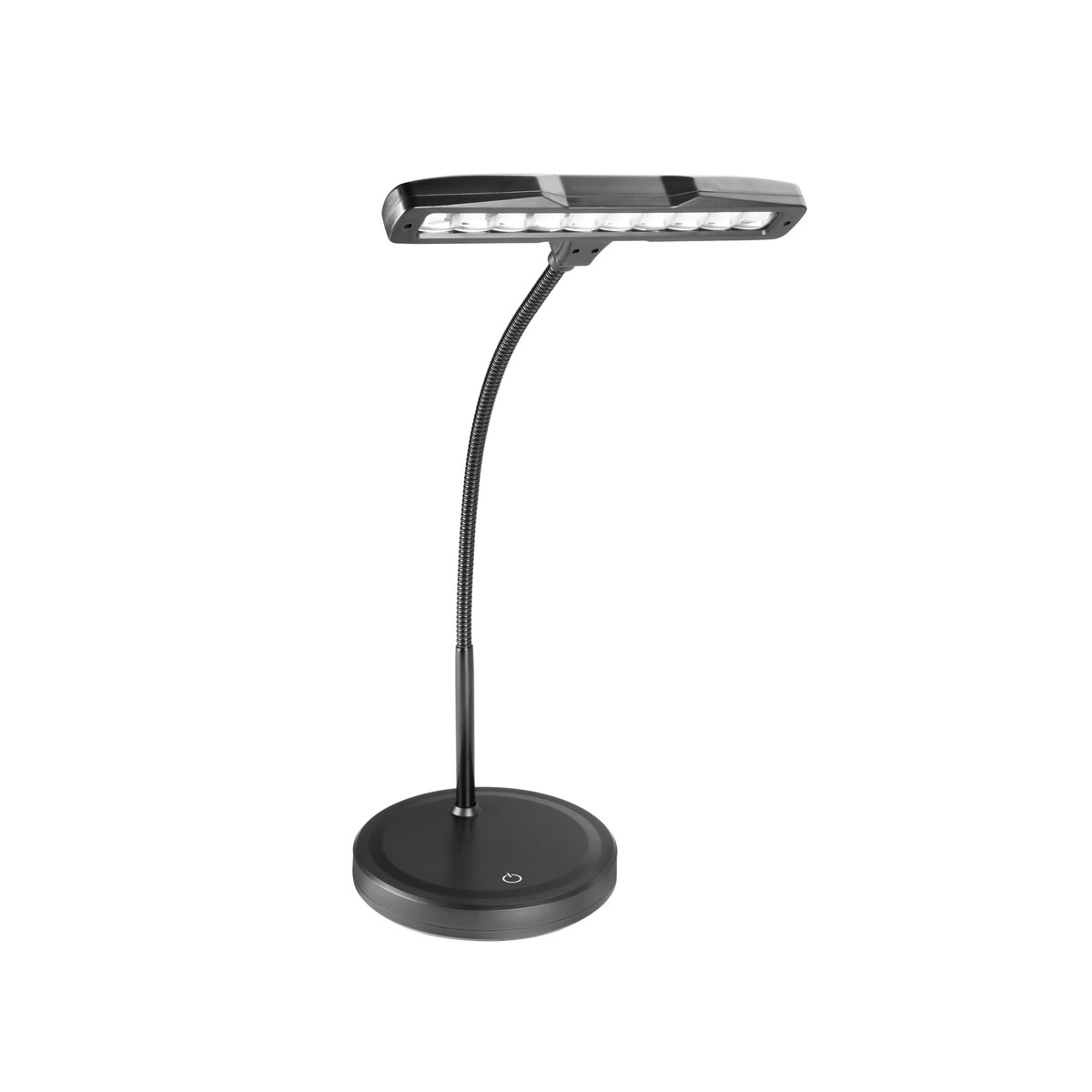 LampBlack Gooseneck Hall Piano Sled Led Adam PkXiuOZ