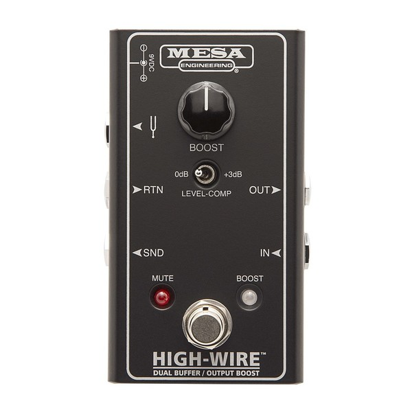 Mesa Boogie High-Wire Dual Front