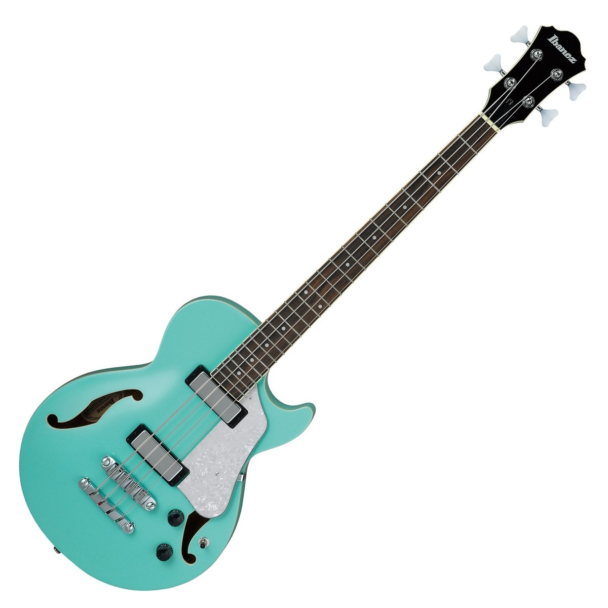 ibanez agb260 artcore vibrante bass sea foam green at gear4music. Black Bedroom Furniture Sets. Home Design Ideas