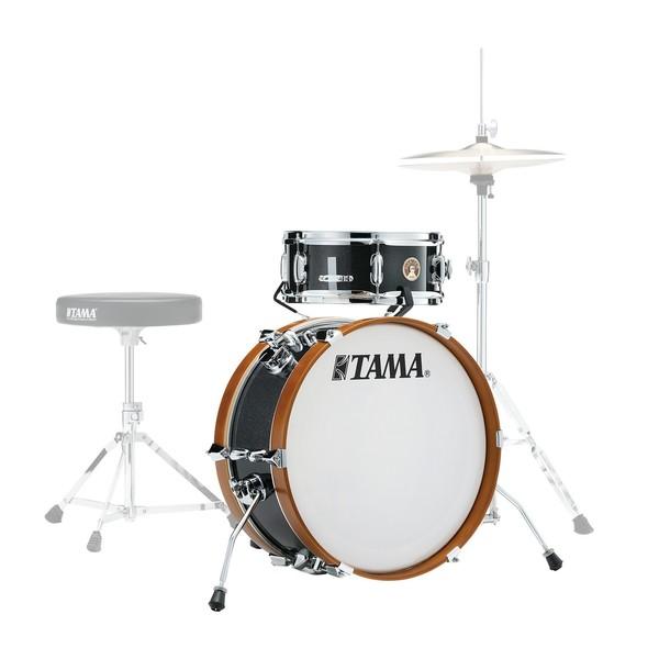 Tama Club Jam Mini Shell Pack, Charcoal Mist - Main Image