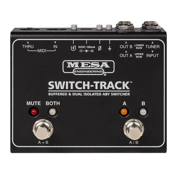 Switch-Track A/B/Y Front