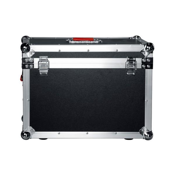 Gator G-TOURMINIHEAD3 Tour Case For Large Lunchbox Style Guitar Amps, Rear