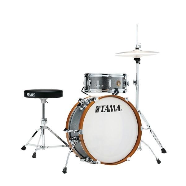 Tama Club Jam Mini w/ Hardware, Galaxy Silver - Main Image
