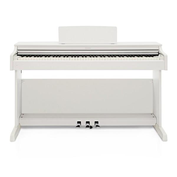 Yamaha YDP 163 Digital Piano, White