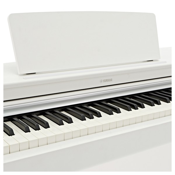 yamaha ydp 163 digital piano white at gear4music. Black Bedroom Furniture Sets. Home Design Ideas