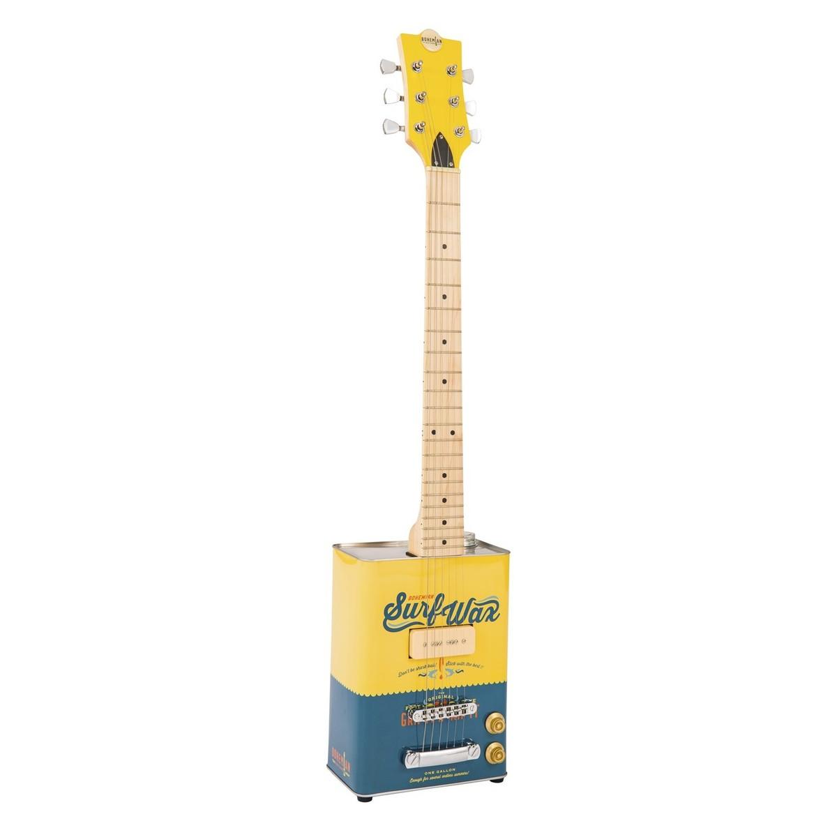 Overstyrt Elektrisk Gitarlyd. Overdriven Electric Guitar