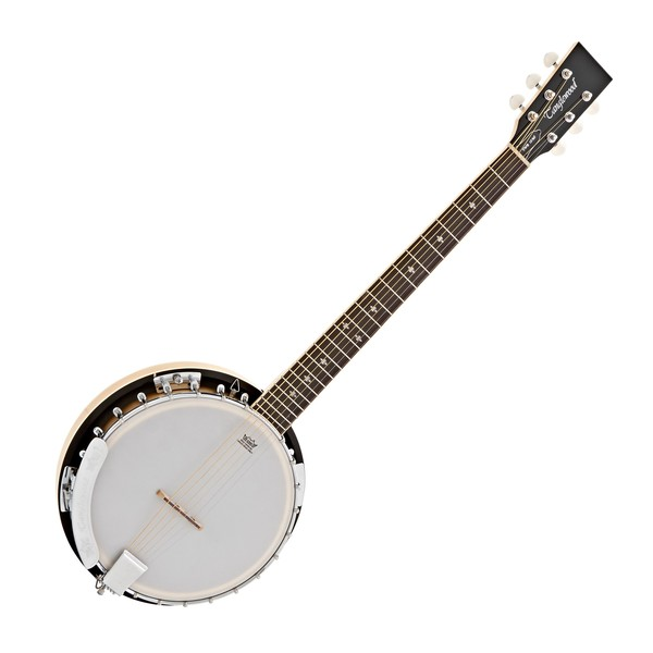 Tanglewood TWB 18 M6 6-String Banjo, Maple