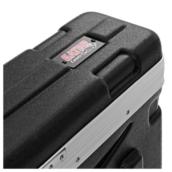 Gator GR-2S Moulded Rack Case, 2U, 14.25'' Depth logo