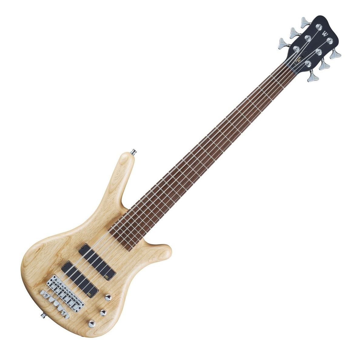 warwick gps corvette ash active 6 string bass natural satin at gear4music. Black Bedroom Furniture Sets. Home Design Ideas