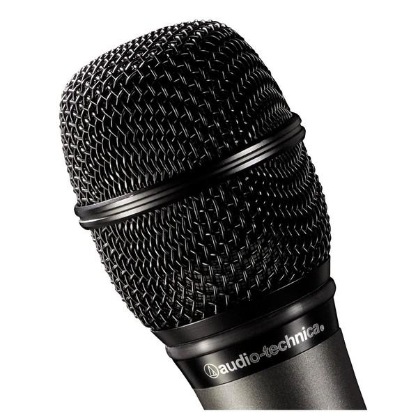 Audio Technica ATM710 Handheld Cardioid Condenser Microphone, Grille