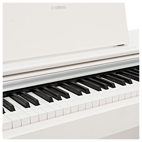 yamaha ydp 143 digital piano white at gear4music. Black Bedroom Furniture Sets. Home Design Ideas