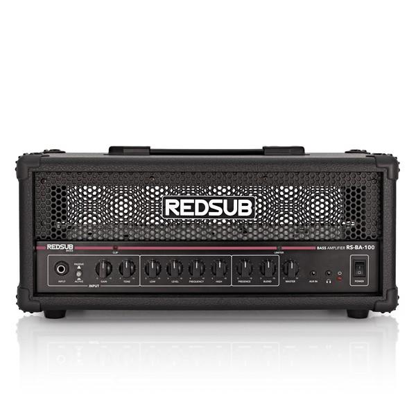 RedSub BA-100H Bass Amplifier Head