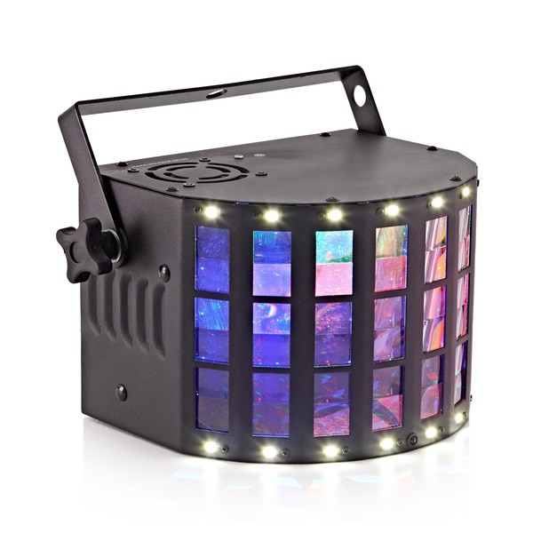 CLUSTER Derby Light with Strobe by Gear4music