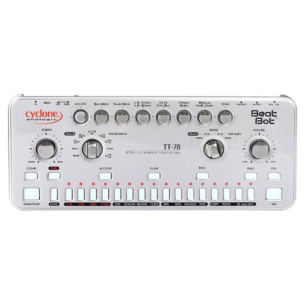 Cyclone Analogic Beat Bot TT-78 - Top