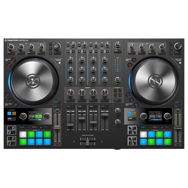 Native Instruments Traktor Kontrol S4 MK3 - Main