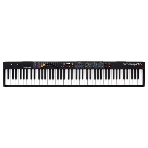 Studiologic Numa Compact 2X Keyboard - Top