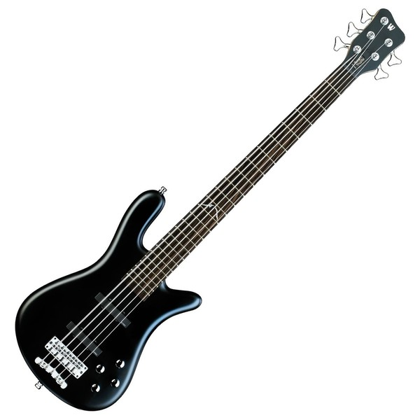 Warwick RockBass Robert Trujilo 5-String Bass, Solid Satin Front