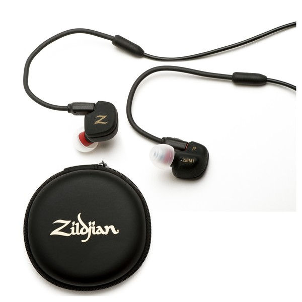 zildjian professional in ear monitors at gear4music. Black Bedroom Furniture Sets. Home Design Ideas