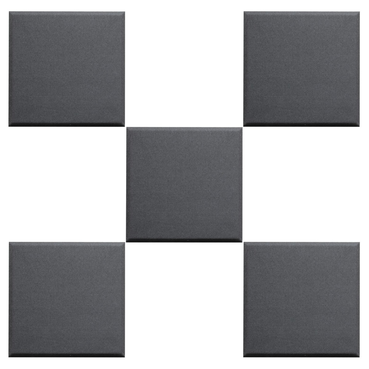 Click to view product details and reviews for Primacoustic 1 Scatter Block With Beveled Edge In Black Pack Of 24.