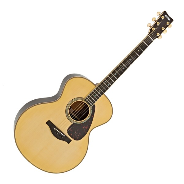 Yamaha LJ16ARE Electro Acoustic Guitar, Natural