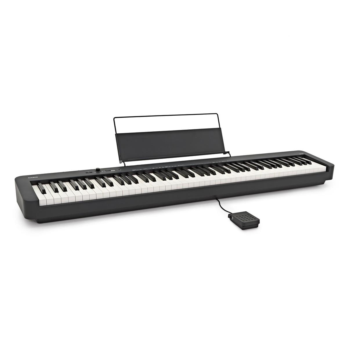 casio cdp s100 digital piano black at gear4music. Black Bedroom Furniture Sets. Home Design Ideas
