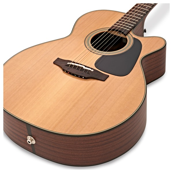 Takamine P1NC NEX Electro Acoustic, Natural close