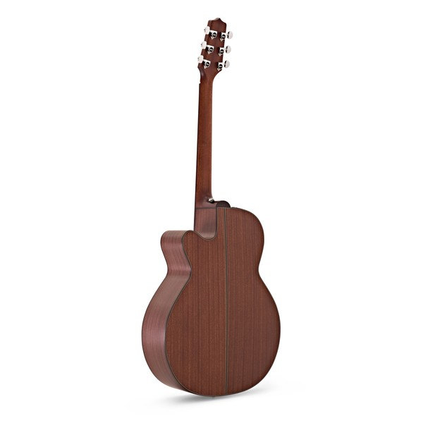Takamine P1NC NEX Electro Acoustic, Natural back