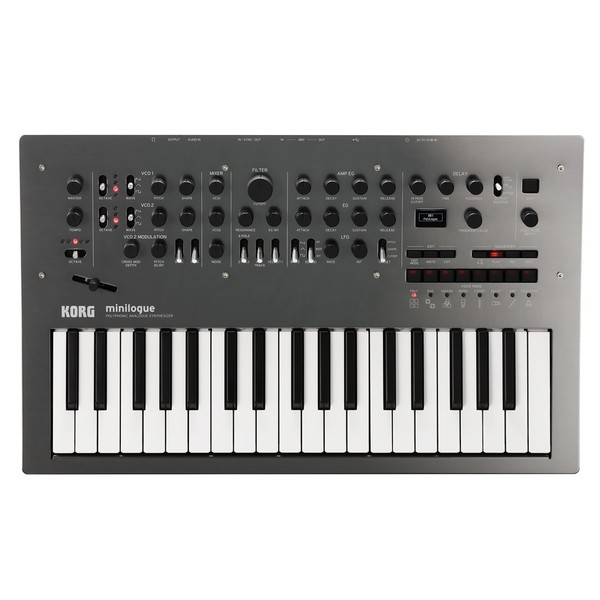 Korg Minilogue PG Limited Edition - Main