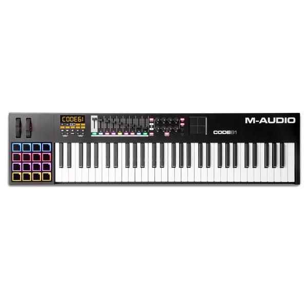 M-Audio Code 61 Controller Keyboard Black