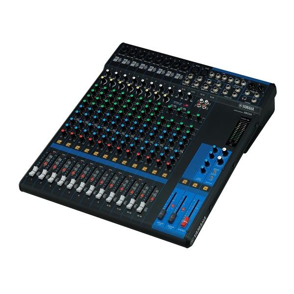 Yamaha MG16 Analog Mixer - Main