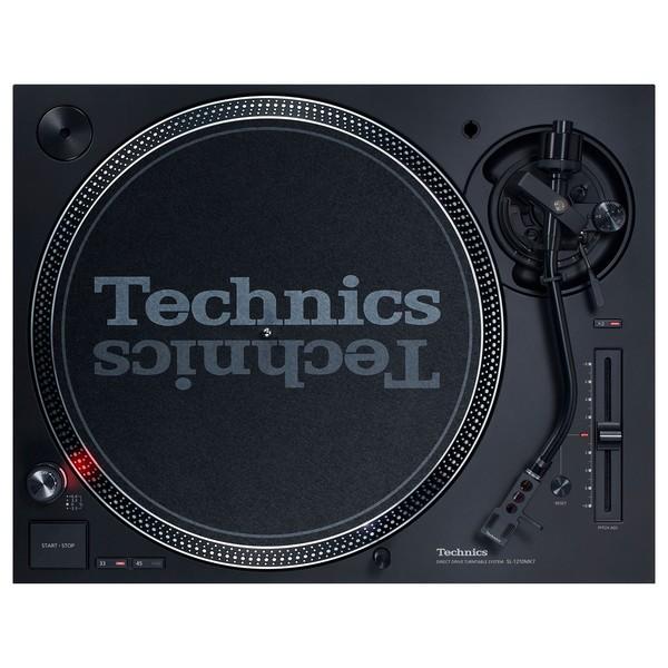 Technics SL-1210 MK7 DJ Turntable - Top
