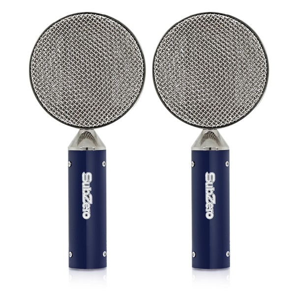 SubZero R1 Ribbon Microphone, Matched Pair