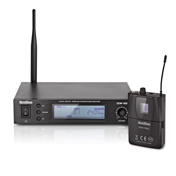 SubZero SZW-100S Digital Wireless Transmission System