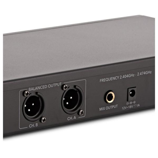 subzero szw 200s syst me num rique sans fil avec micro pour instrument gear4music. Black Bedroom Furniture Sets. Home Design Ideas