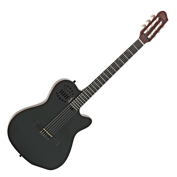 Godin ACS Slim Cedar, Black main