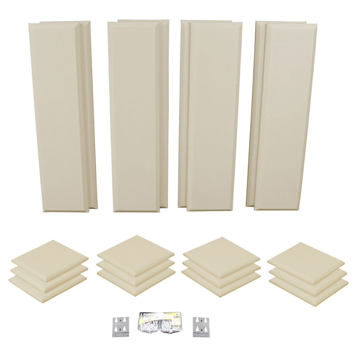 Click to view product details and reviews for Primacoustic London 10 Room Kit In Beige.