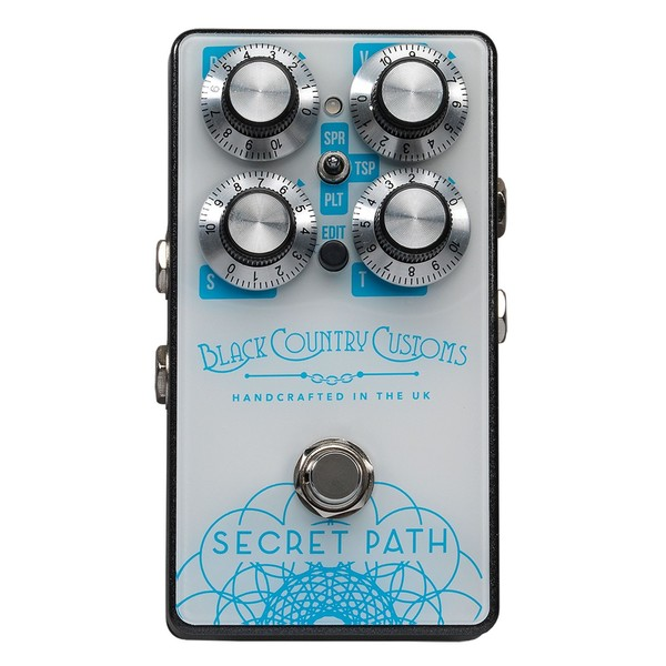 Laney Secret Path Enhanced REverb - Front