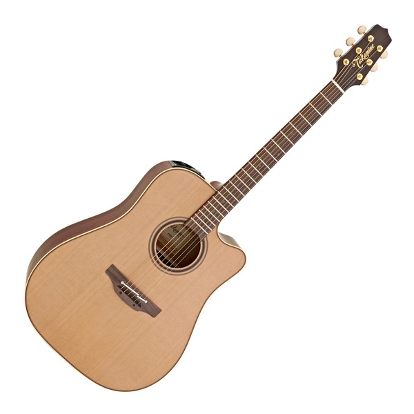 Takamine P3DC Dreadnought Electro Acoustic, Natural main