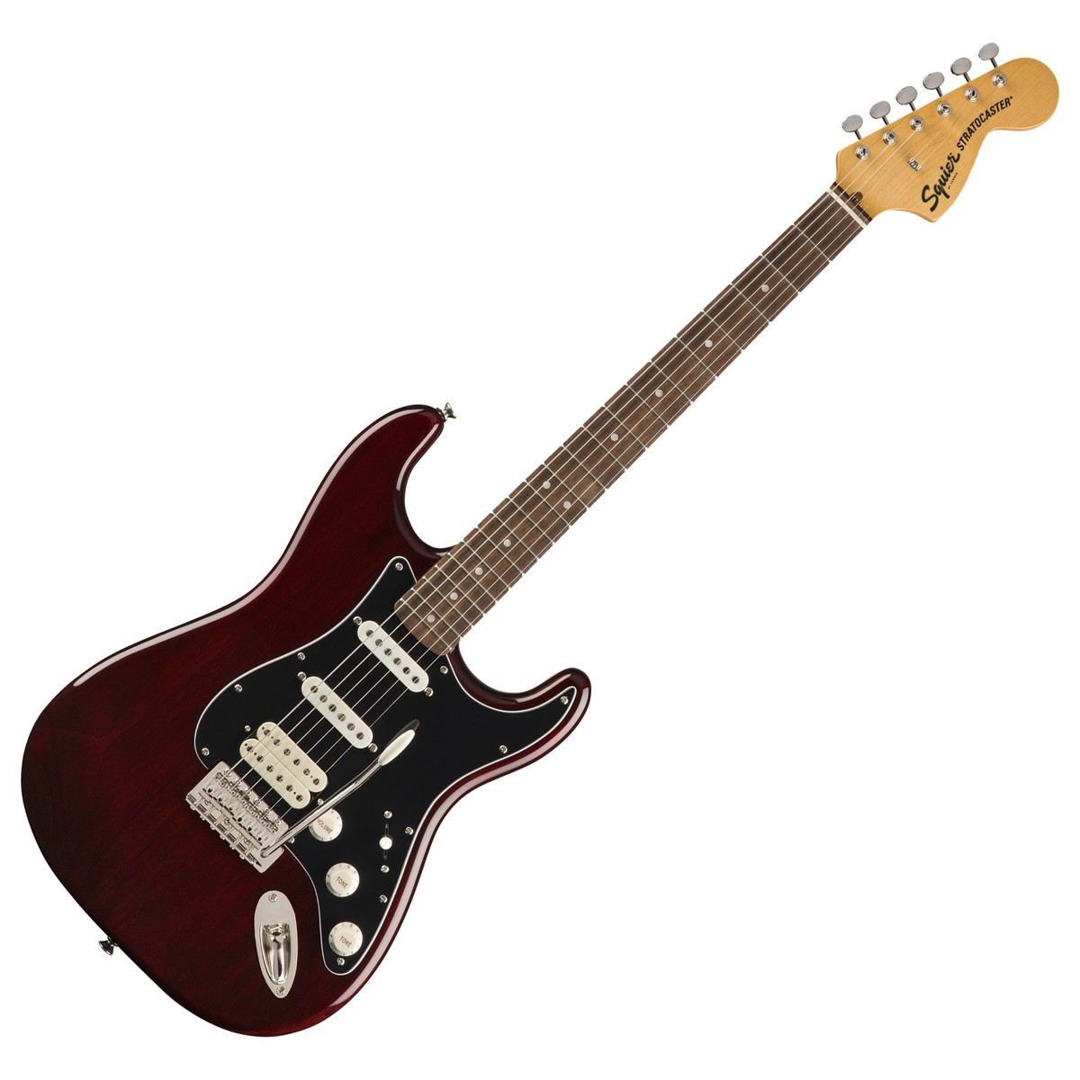squier classic vibe 70s stratocaster hss lrl walnut at gear4music. Black Bedroom Furniture Sets. Home Design Ideas