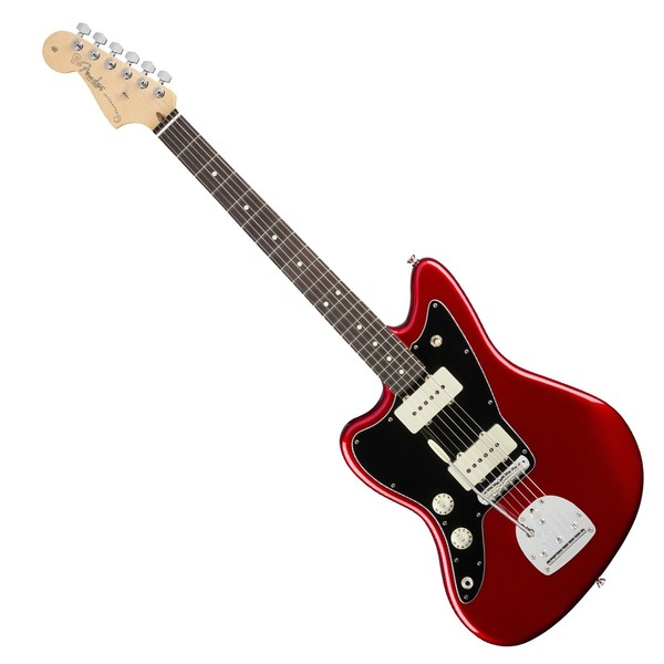 Fender American Pro Jazzmaster RW Left Handed, Candy Apple Red - Main