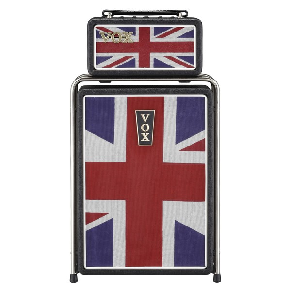 Vox MSB25 Mini Superbeetle, Union Jack
