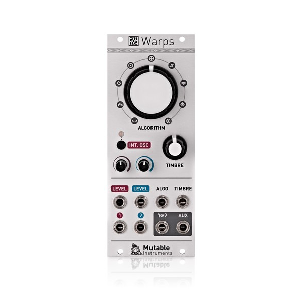 Mutable Instruments Warps Meta-Modulator