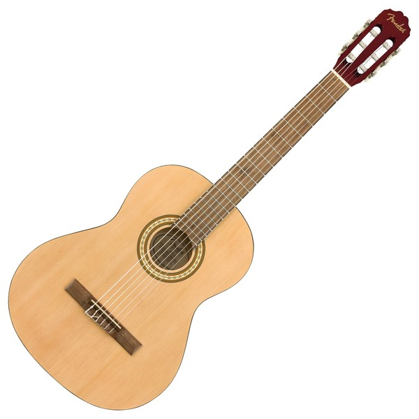 Fender FC-1 Classical Guitar, Natural
