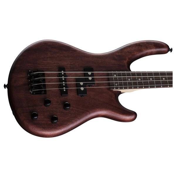 dean edge 1 pj bass vintage mahogany b stock at gear4music. Black Bedroom Furniture Sets. Home Design Ideas
