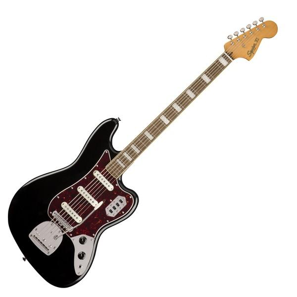 Squier Classic Vibe Bass VI LRL, Black