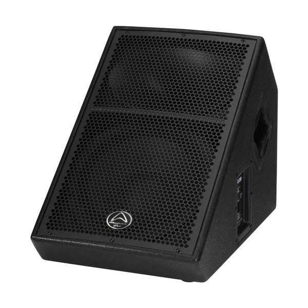Wharfedale Pro Delta 12M 12'' Passive Stage Monitor, Angled Left